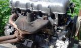 Двигатель -М-412, бу