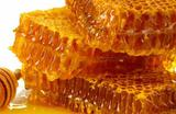 Деликатес. Сибирский мед в сотах